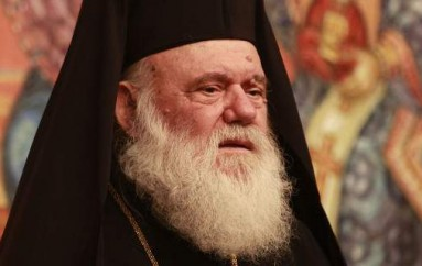 Αρχιεπίσκοπος: «Φοβάμαι ότι οι πρόσφυγες θα εγκλωβιστούν τελικά στην Ελλάδα»