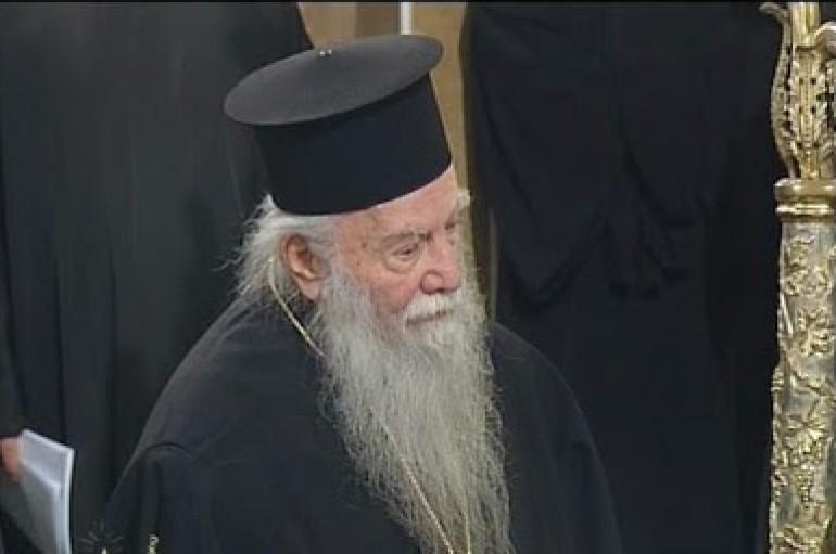 Ἐκοιμήθη ἐν Κυρίῳ  ὁ Πρωτοπρεσβύτερος π. Γεώργιος Παπασταύρου