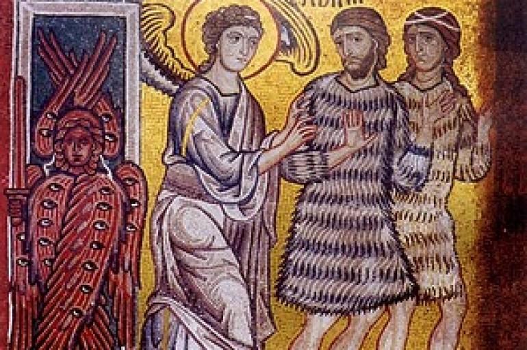 «Η πτώσις των πρωτοπλάστων» του Μητροπολίτη Κυθήρων