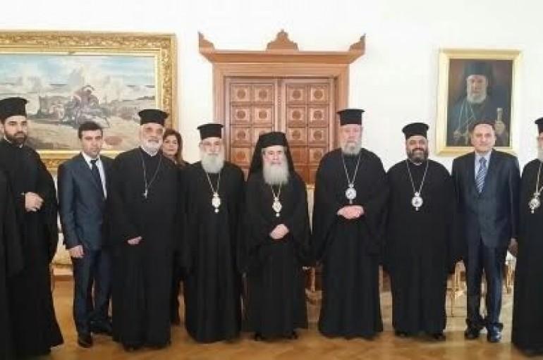 Σύσκεψη Ορθοδόξων Εκκλησιών Μέσης Ανατολής στην Κύπρο (ΦΩΤΟ)