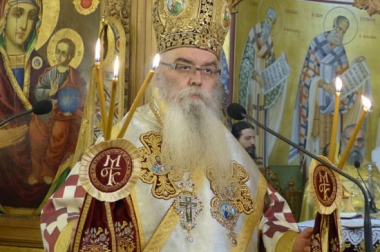 """Καστορίας Σεραφείμ : """"Στόχος μας, ας είναι η αρετή της φρονήσεως"""""""