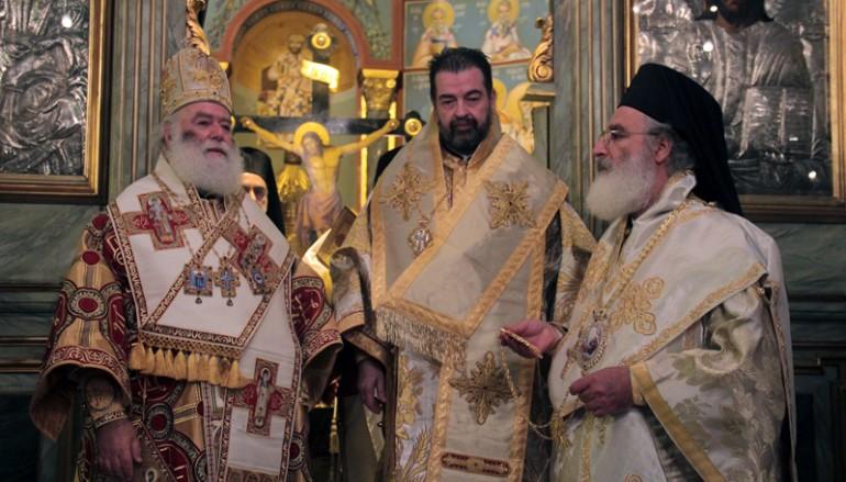 Χειροτονία Επισκόπου Νιτρίας Νικοδήμου στο Πατριαρχείο Αλεξανδρείας (ΦΩΤΟ)