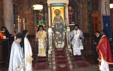 Επέτειος 160 χρόνων του Ι. Ναού Ευαγγελισμού της Θεοτόκου Αλεξανδρείας (ΦΩΤΟ)