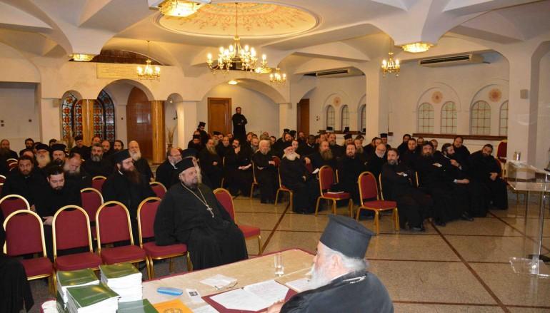 Ιερατική Σύναξη στην Ι. Μητρόπολη Νεαπόλεως (ΦΩΤΟ)