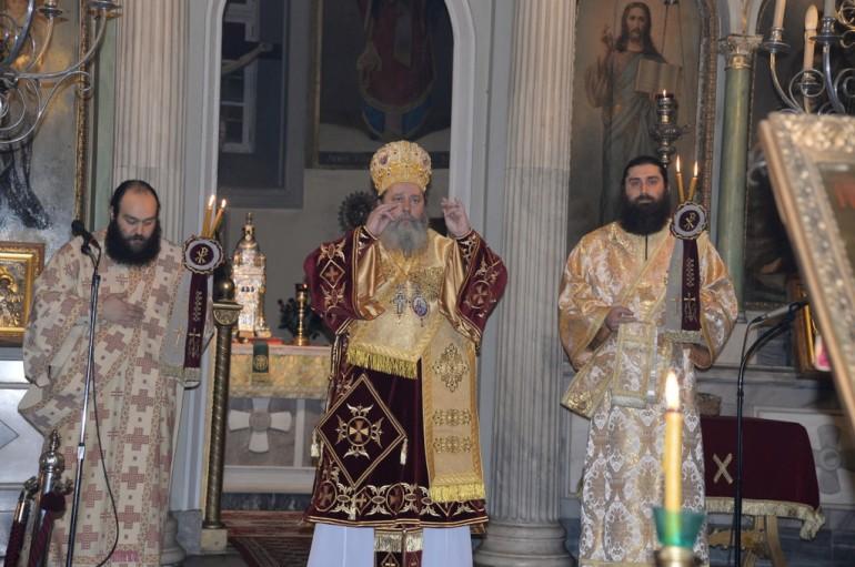 Τα ονομαστήρια του Επισκόπου Κερνίτσης Χρυσάνθου (ΦΩΤΟ – ΒΙΝΤΕΟ)