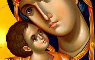 """""""Χαίρε Αγγέλων χαρά"""" του Μητροπολίτη Καστορίας"""