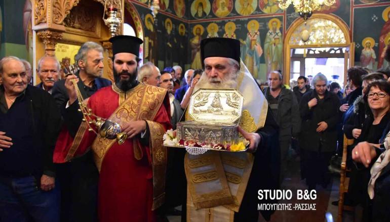 20 χρόνια από την ανακομιδή των Ιερών Λειψάνων του Αγίου Λουκά του Iατρού (ΦΩΤΟ-ΒΙΝΤΕΟ)