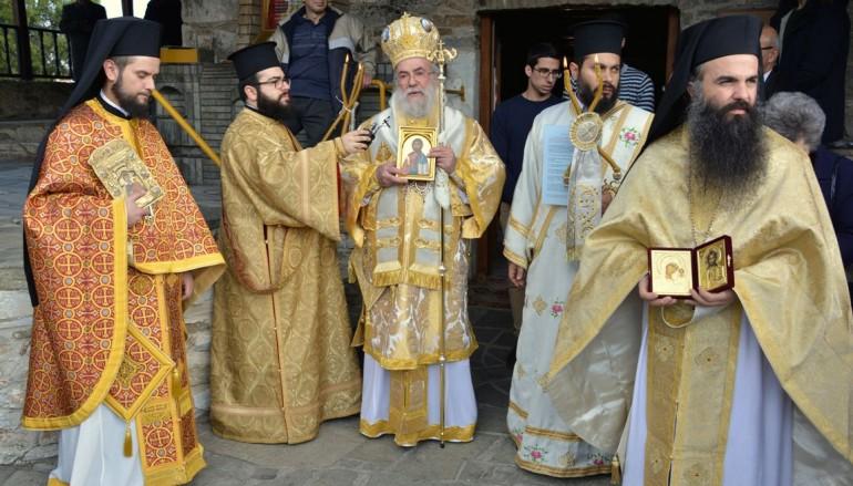 Κυριακή της Ορθοδοξίας στην Ι. Μ. Ελευθερουπόλεως (ΦΩΤΟ)