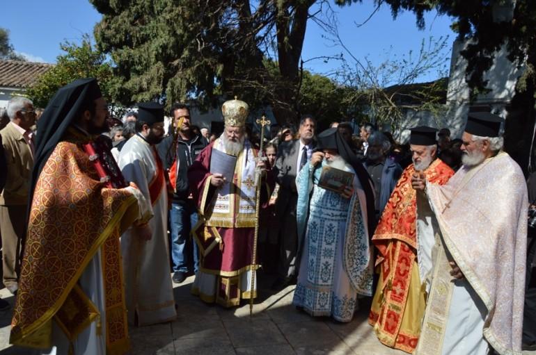 Η εορτή της Ορθοδοξίας στα Χανιά (ΦΩΤΟ)