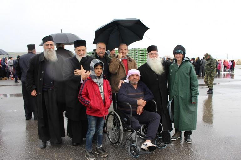 Ενορίες της Πάτρας κοντά στους πρόσφυγες της Ειδομένης και του Πολυκάστρου (ΦΩΤΟ)