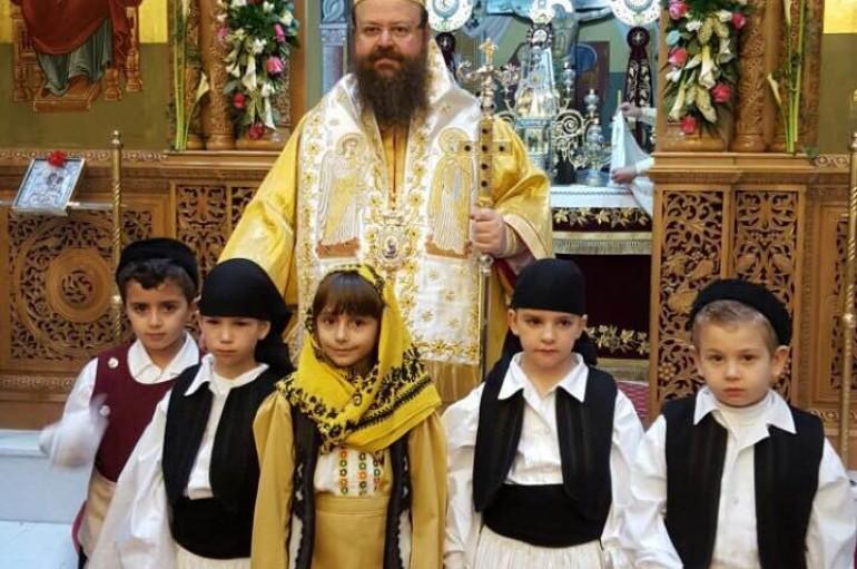 Η εορτή του Ευαγγελισμού της Υπεραγίας Θεοτόκου στον Ασπρόπυργο (ΦΩΤΟ)