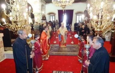 Η εορτή του Οσίου Ιωνά στην Ι. Μ. Λέρου (ΦΩΤΟ)