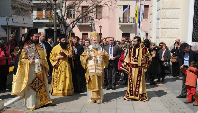 Κυριακή της Ορθοδοξίας στην Χαλκίδα (ΦΩΤΟ)