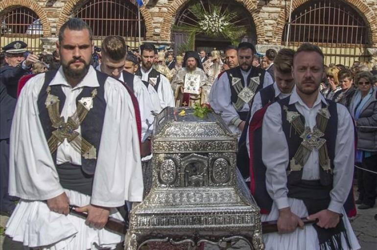 Η Άρτα εόρτασε την Πολιούχο της Αγία Θεοδώρα παρουσία του Προέδρου της Δημοκρατίας