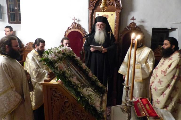 Η Ιερά Αγρυπνία των Αγίων Θεοδώρων στην Ι. Μ. Καστορίας (ΦΩΤΟ)