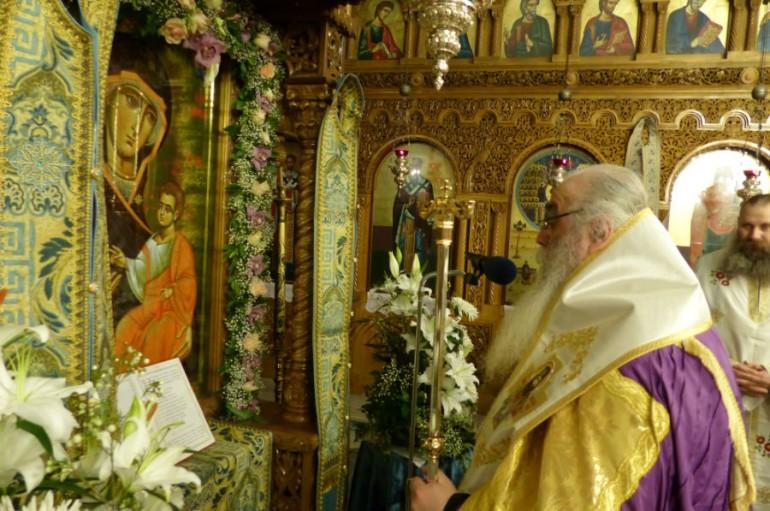 Η Β' Στάση των Χαιρετισμών στον Ι. Ναό των Αγίων Πάντων Καστοριάς (ΦΩΤΟ – ΒΙΝΤΕΟ)