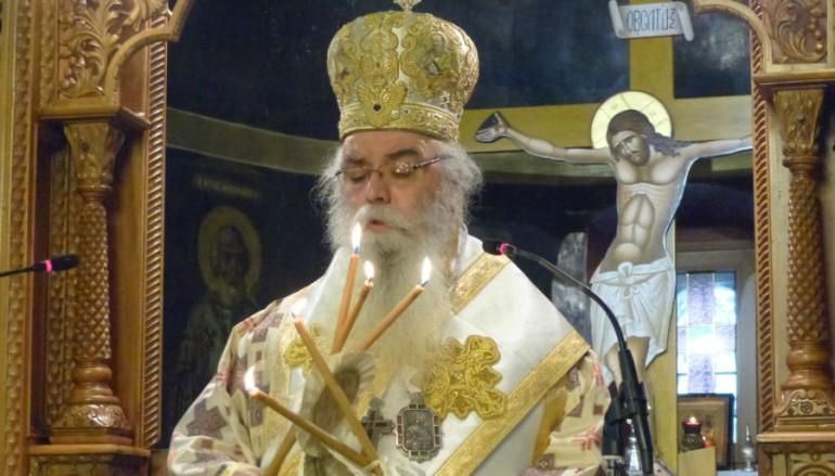 Τον Άγιο Γρηγόριο τον Παλαμά τίμησε η Καστοριά (ΦΩΤΟ)