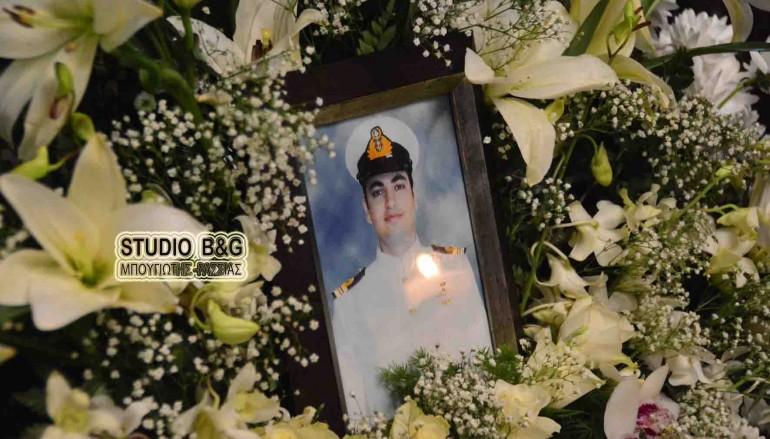 Τεσσαρακονθήμερο μνημόσυνο του πιλότου Κωνσταντίνου Πανανά (ΦΩΤΟ)