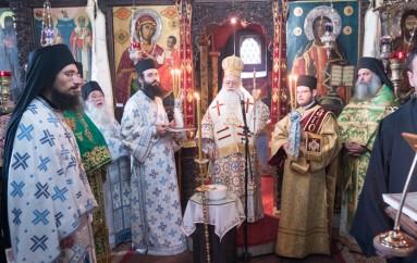 Η εορτή του Αγ. Γρηγορίου Παλαμά στη Σκήτη Βεροίας (ΦΩΤΟ)