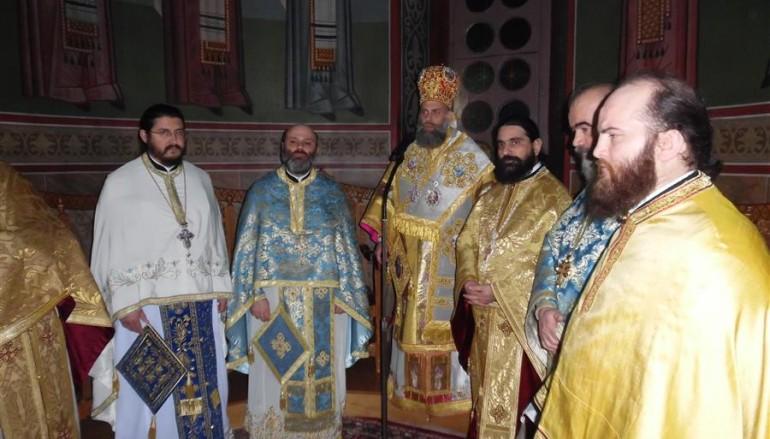 Ιερά Αγρυπνία στο Μητροπολιτικό Ι. Ναό Καρδίτσας (ΦΩΤΟ)