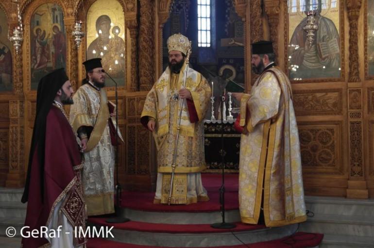 Η Α΄ Κυριακή τῶν Νηστειῶν στην Κομοτηνή (ΦΩΤΟ)