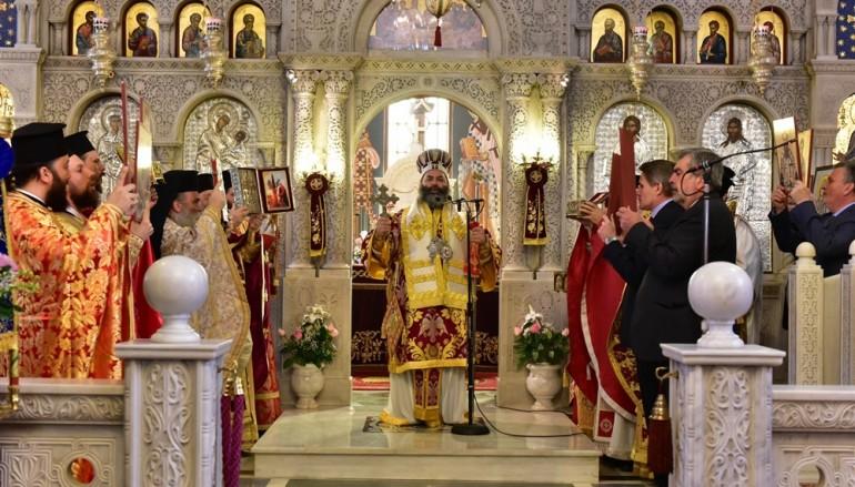 H Κυριακή της Ορθοδοξίας στην Ι. Μ. Λαγκαδά (ΦΩΤΟ)