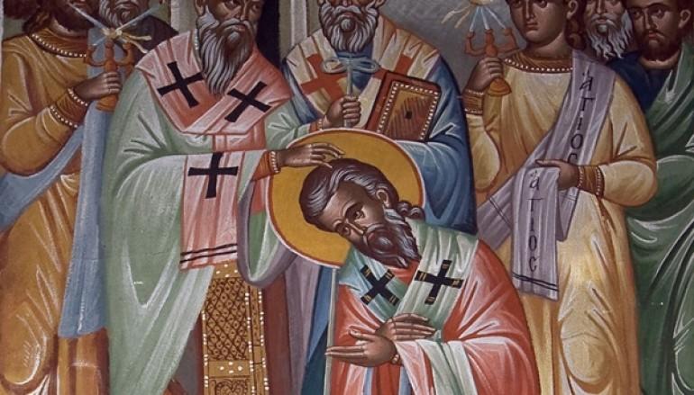 Καστορίας Σεραφείμ: «Ζητούνται Κληρικοί γεμάτοι φλόγα»