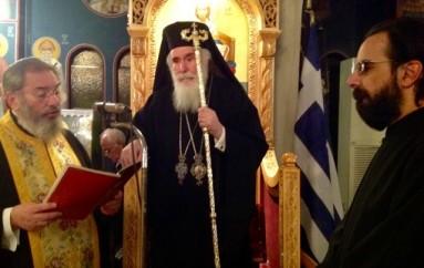 Η Ακολουθία των Χαιρετισμών στον Ι. Ναό Αγ. Κοσμά Ν. Φιλαδελφείας (ΦΩΤΟ)