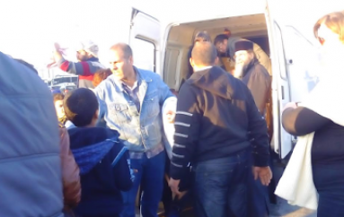 Νέα ανθρωπιστική αποστολή συμπαράστασης στους πρόσφυγες από την Ι. Μ. Δημητριάδος