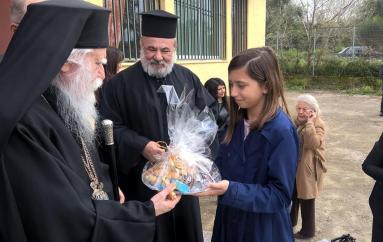 Η εορτή του Αγίου Αλεξίου στην Ι. Μ. Ηλείας (ΦΩΤΟ)