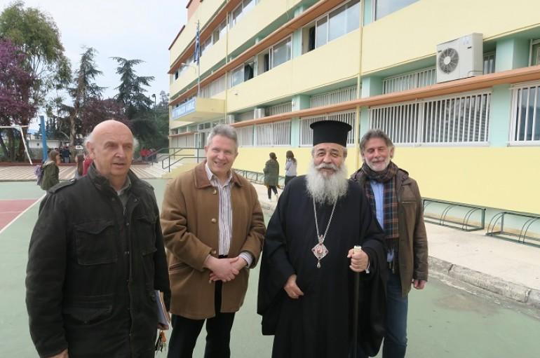 Ο Μητροπολίτης Φθιώτιδος σε σεμινάριο Θεολόγων Καθηγητών (ΦΩΤΟ)