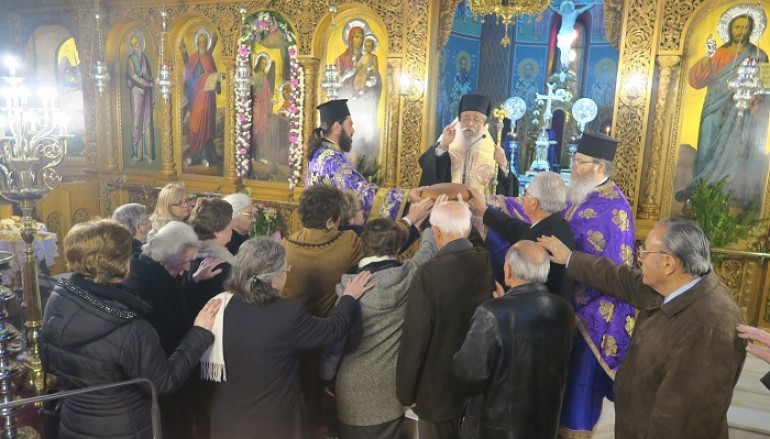 Εορτάσθηκε ο Απόστολος Ηρωδίων στην Ι. Μ. Φθιώτιδος (ΦΩΤΟ)