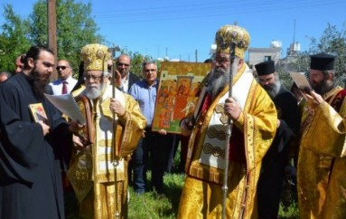 Κυριακή της Ορθοδοξίας στην Αμμόχωστο (ΦΩΤΟ)