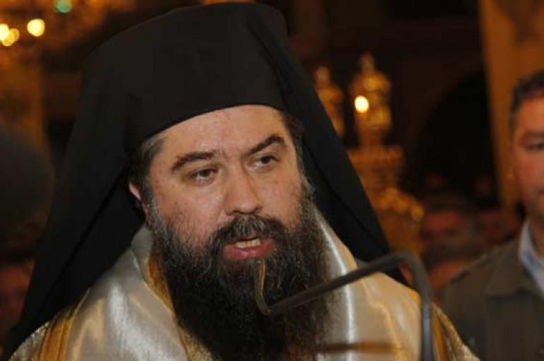 Σερρών Θεολόγος: «Σεβόμαστε τους πάντες, αλλά ζητούμε να μας σέβονται κι εκείνοι» (ΒΙΝΤΕΟ)