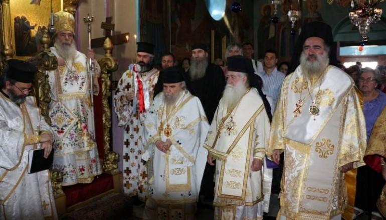Η εορτή του Αγίου Λαζάρου στη Βηθανία (ΦΩΤΟ – ΒΙΝΤΕΟ)