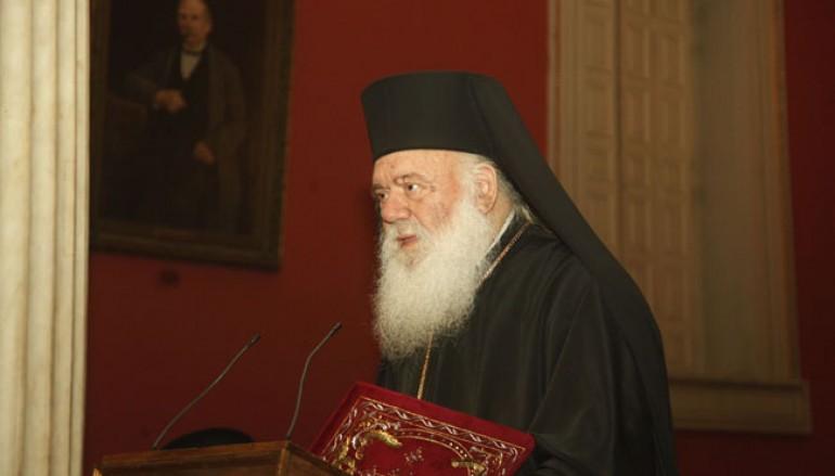 Αρχιεπίσκοπος Ιερώνυμος: «Και οι άρχοντες ξεχνούν τις υποσχέσεις τους» (ΦΩΤΟ)