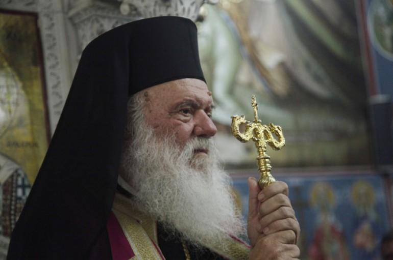 Αρχιεπίσκοπος: «Η Παναγία είναι η βοήθεια όσων έχουν ανάγκη» (ΦΩΤΟ)