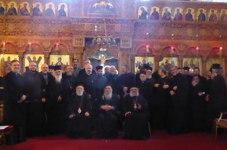 Οι Κληρικοί του Λονδίνου για την Πανορθόδοξη Σύνοδο (ΦΩΤΟ)