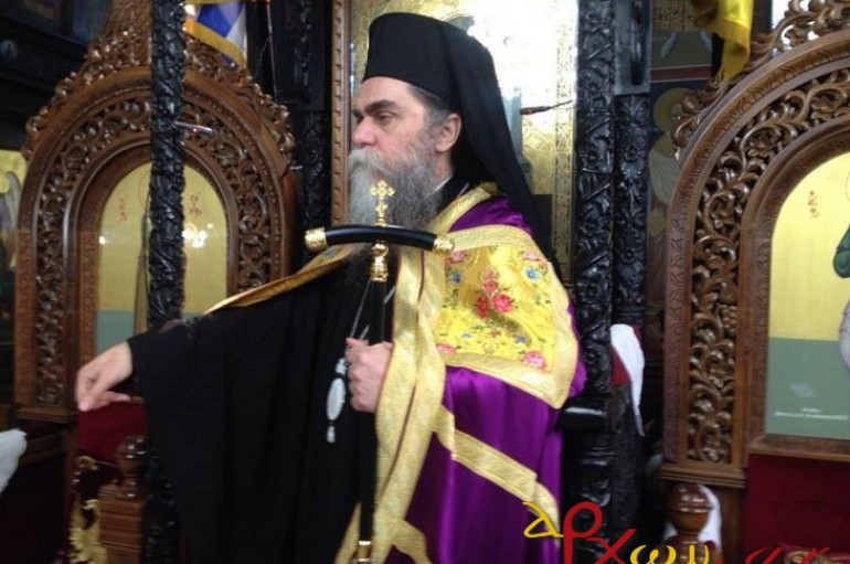 Ομιλία του Επισκόπου Επιδαύρου στα Γρεβενά (ΒΙΝΤΕΟ)