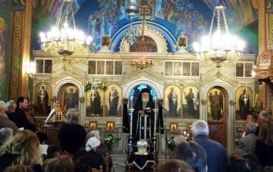 Η εορτή του Αγίου Νεομάρτυρος Δημητρίου Πολιούχου της Τρίπολης (ΦΩΤΟ)