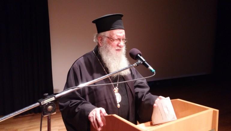 Παρουσίαση της ταινίας «Η Εκκλησία στην πόλη της Ηλιούπολης» (ΦΩΤΟ)