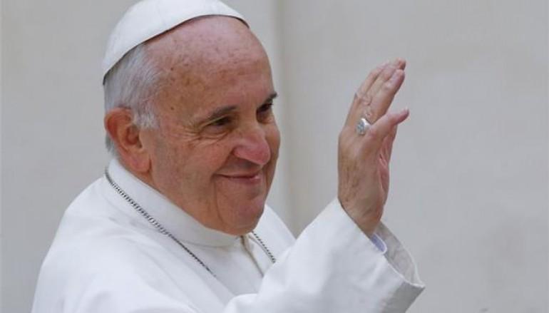 Το πρόγραμμα της επίσκεψης του Πάπα στη Λέσβο