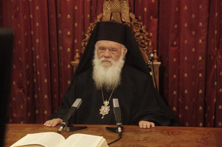 """Αρχιεπίσκοπος Ιερώνυμος: """"Ἔχουμε συνοδοιπόρο τοῦ βίου μας τὸν Ἀναστάντα Κύριο"""""""