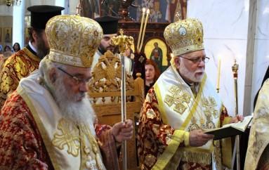 Ο Προκαθήμενος της Εσθονικής Εκκλησίας στα Γιαννιτσά (ΦΩΤΟ)
