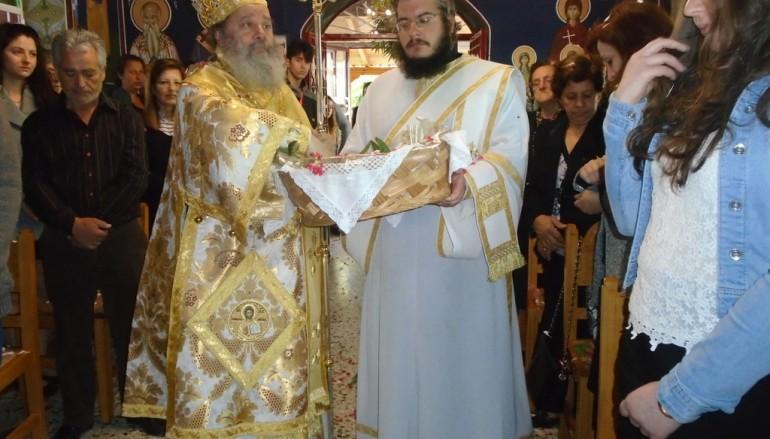Η Πρώτη Ανάσταση στην Ι. Μονή Προφήτου Ηλιού Πατρών (ΦΩΤΟ)