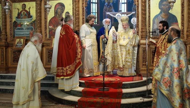 Χειροτονίες κληρικών στην Ι. Μητρόπολη Αιτωλίας (ΦΩΤΟ)