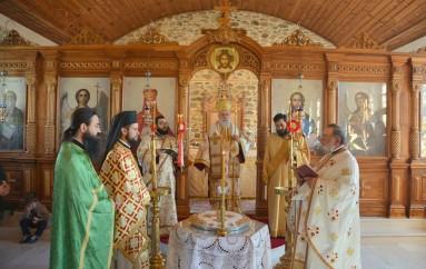 Κυριακή Δ΄ Νηστειών στον Άγιο Ανδρέα Ελευθερών (ΦΩΤΟ)