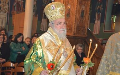 Η Κυριακή της Σταυροπροσκυνήσεως στην Γεωργιανή Παγγαίου (ΦΩΤΟ)