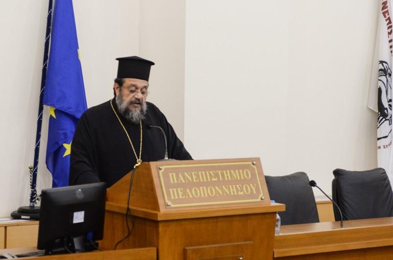 Μεσσηνίας: «Ο λόγος της Εκκλησίας είναι αληθινός, υπαρξιακός και διαχρονικός» (ΦΩΤΟ – ΒΙΝΤΕΟ)