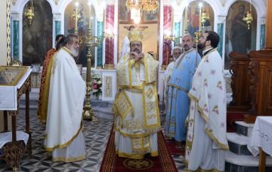 Η εορτή του Αγίου Λαζάρου στην Ι. Μητρόπολη Μεσσηνίας (ΦΩΤΟ)